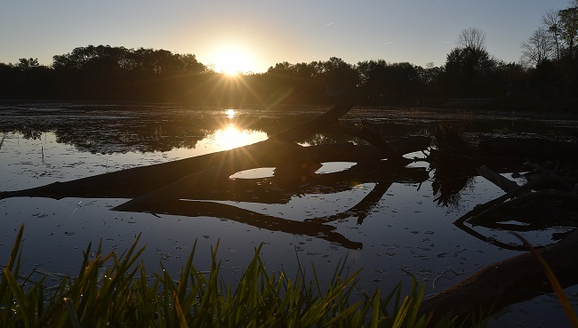 Lampson Reservoir